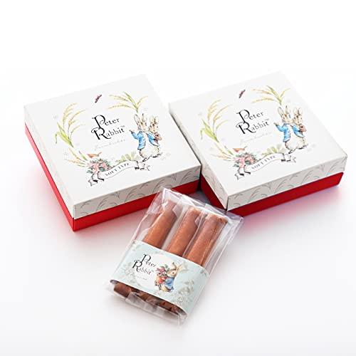 バウムクーヘン ギフト ピーターラビット バームクーヘン 神河米粉 ソフト2箱 & フィナンシェ セット 人気 美味しい スイーツ 洋菓子 お祝い プレゼント