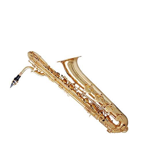 Bass Saxophon Bb Saxophon Profi Saxophon