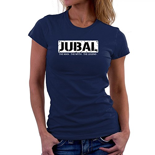 Teeburon Jubal The Man The Myth The Legend Camiseta Mujer