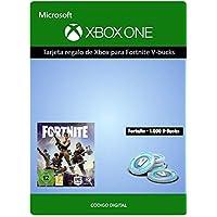 Tarjeta regalo de Xbox para Fortnite 1000 V-Bucks | Xbox One - Código de descarga