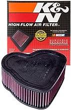 K&N Engine Air Filter: High Performance, Premium, Powersport Air Filter: Fits 2002-2008 HONDA (VTX1800C, VTX1800F, VTX1800N, VTX1800R, VTX1800T, VTX1800S, VTX1800 Retro) HA-1802