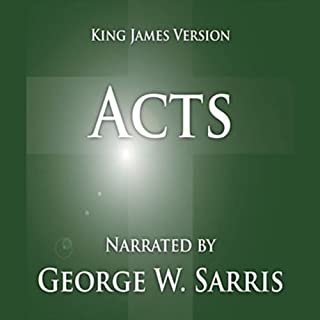 The Holy Bible - KJV: Acts cover art