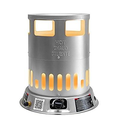 Dyna-Glo RMC-LPC80DG 50,000 to 80,000 BTU Liquid Propane Convection Heater