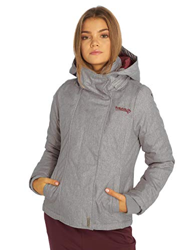 Sublevel Damen Winterjacken Serina grau S