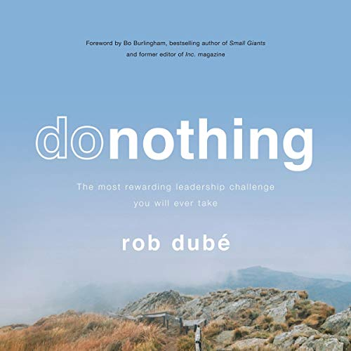 Donothing: The Most Rewarding Leadership Challenge You'll Ever Take Titelbild