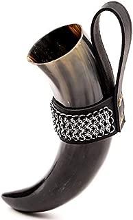 viking drinking horn holder