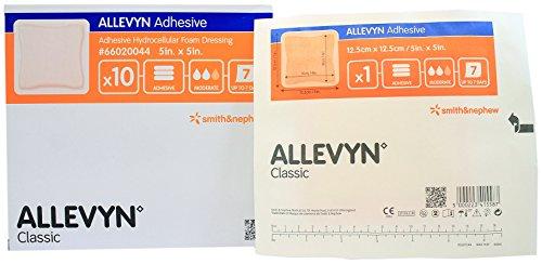 Smith Nephew 66020044 Allevyn Adhesive Foam Dressing 5