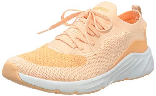 ESPRIT 031ek1w305, Zapatillas Mujer, Naranja, 38 EU