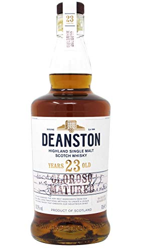 Photo of Deanston – Oloroso Matured – Distillery Exclusive – 1995 23 year old Whisky