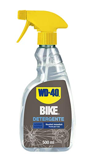 WD-40 Bike Detergente Bici Spray ad Azione Rapida, 500 ml