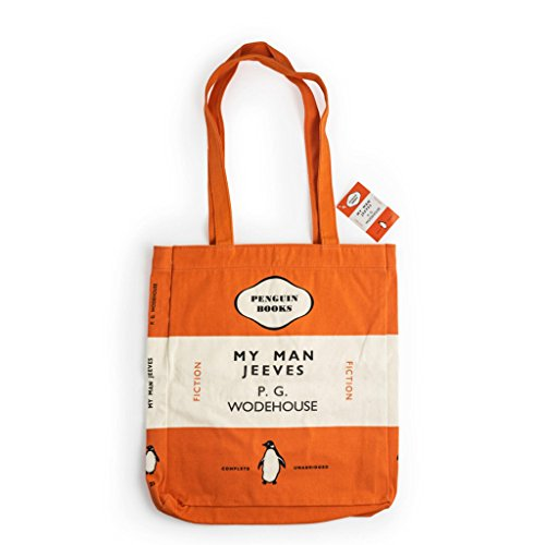 Penguin Book Bag - My Man Jeeves