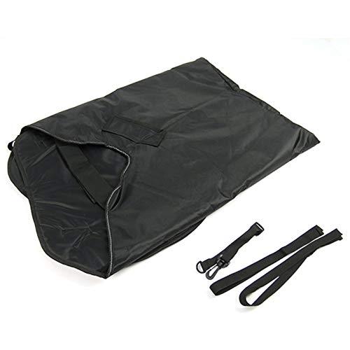 YEES Cubierta de faldón para piernas, cubierta para las piernas, cubierta grande para las piernas, resistente al viento, protección para las piernas para scooters, coches eléctricos