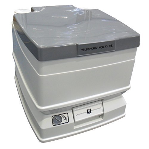 Sanitation Equipment Passport Potty 18 Liter
