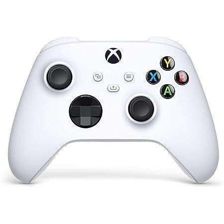 Mando Xbox - Robot White, Color Blanco