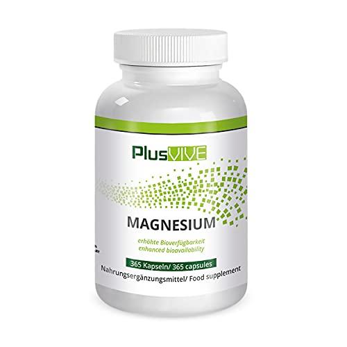 Plusvive Magnesium Hydroxide with Bioavailability Enhancement Formula, (760...