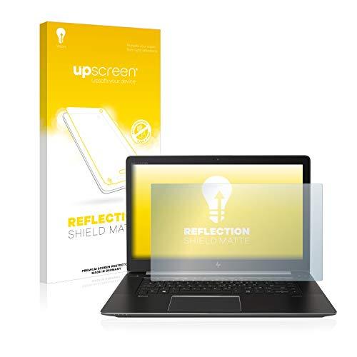 upscreen Entspiegelungs-Schutzfolie kompatibel mit HP ZBook Studio G4 – Anti-Reflex Bildschirmschutz-Folie Matt