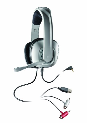 Plantronics Headset GameCom X40 für Xbox 360 USB