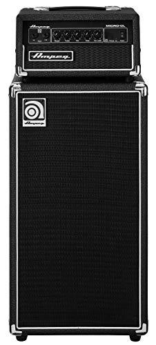 Ampeg Micro CL 100-watt Bass Amplifier Stack