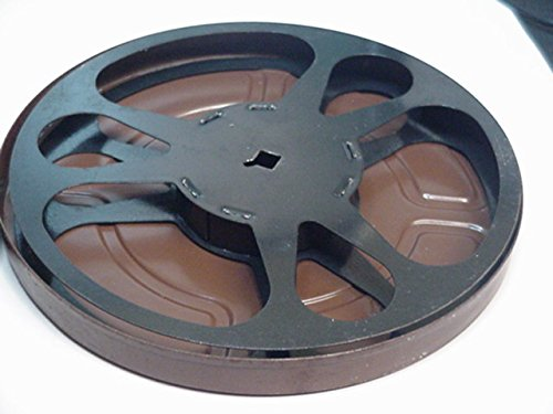 16mm 16 mm 7 Inch Film Metal Reel and Metal Storage Container.