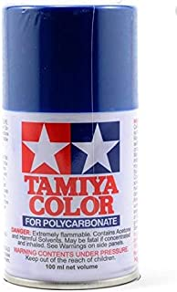 Tamiya Ps-4 Blue Lexan Spray Paint 100ml tam86004