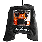 jrelecs Thicken Gloves, FPV Wild Aerial HM Transmitter Remote Control Handle Cold Hands Warm Wind Protection Cover Sets