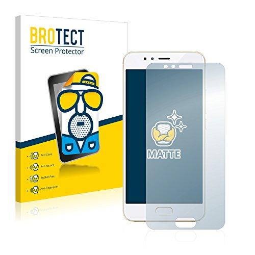 BROTECT 2X Entspiegelungs-Schutzfolie kompatibel mit Meizu M5s Bildschirmschutz-Folie Matt, Anti-Reflex, Anti-Fingerprint