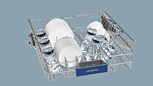 Siemens SN436S01KE lavavajilla Bajo encimera 13 cubiertos A++ - Lavavajillas (Bajo encimera, Tamaño completo (60 cm), Acero inoxidable, Acero inoxidable, Botones, LCD)