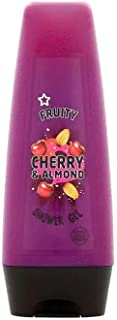 Superdrug S/D Fruit/S Cherry and Almond S/Gel 250ml, 250 Pieces