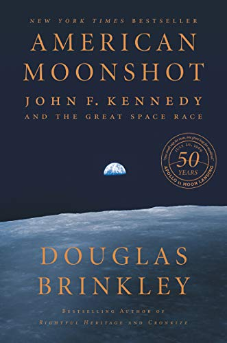 Image of American Moonshot: John F. Kennedy and the Great Space Race