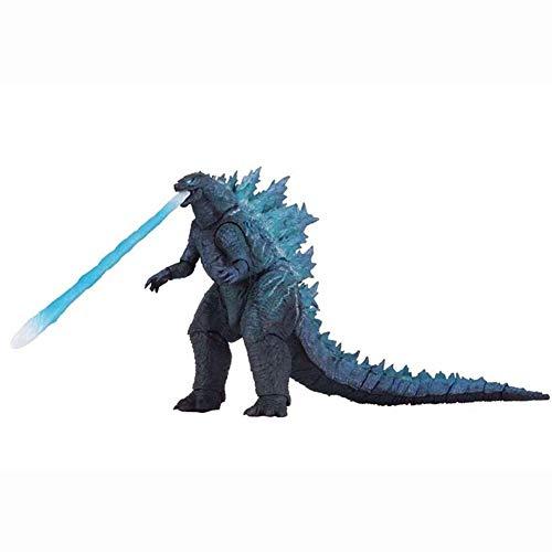 Yizhi Godzilla Rey de los Monstruos 2 Godzilla (Nuclear Energy Jet versión Energía) de PVC Figura Acerca de 7 Pulgadas de Alta