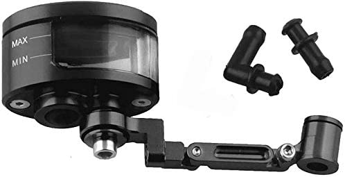 Motorcycle Reservoir Philadelphia Mall Max 54% OFF CNC Aluminum Racing Master Rear Cyl Front