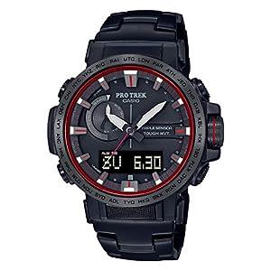 """[カシオ] 腕時計 プロトレック クライマーライン 電波ソーラー PRW-60YT-1JF メンズ ブラック"""""""