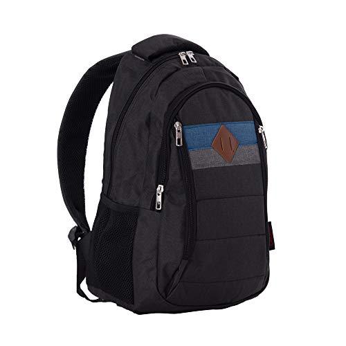 Cakard 0361 Rucksack   Backpack Daypack Damen   Wanderrucksack   Schulrucksack Jungen   Sportrucksack Herren, Damen Und Teenager   Laptop 15 Zoll   Wasserdichter Rucksack