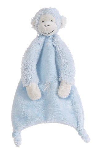 Happy Horse 28cm Monkey Mickey Tuttle Soft Toy (Blue)