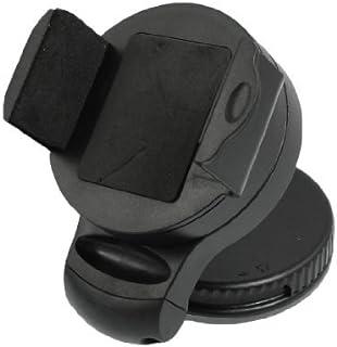 DealMux auto voorruit 360 graden rotatie mobiele telefoon houder standaard zwart