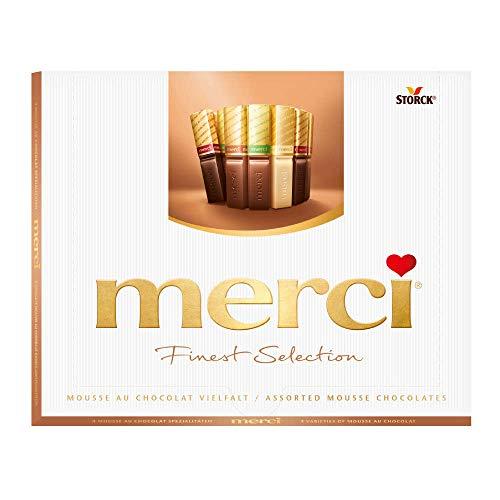 merci Finest Selection Mousse au Chocolat, 210 g