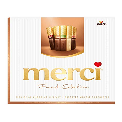 merci Finest Selection Mousse au Chocolat, 210 g