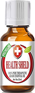 Health Shield Essential Oil Blend - 100% Pure Therapeutic Grade Health Shield Blend Oil - 30ml