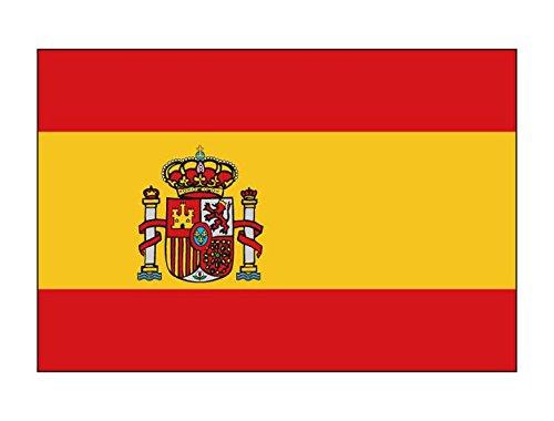 RONGBUY grande España Español Bandera de gigante 5 x 3 pies (Pack ...