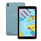 Tablet 7-Pulgadas Android 9.0 WiFi - Winnovo PC Tablets Quad Core MT8163 2GB RAM 32GB ROM HD IPS Doble Cámara Bluetooth GPS FM (Azul)