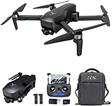 GoolRC SG906 PRO 2 GPS Drone, 5G WiFi FPV Drone with 4K UHD Camera, 3-Axis Gimbal, Brushless Motor, Optical Flow Positioning RC Quadcopter with Memory Card, Card Reader, Storage Bag and 2 Batteries