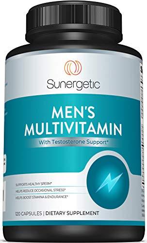 Premium Men's Support Supplement …
