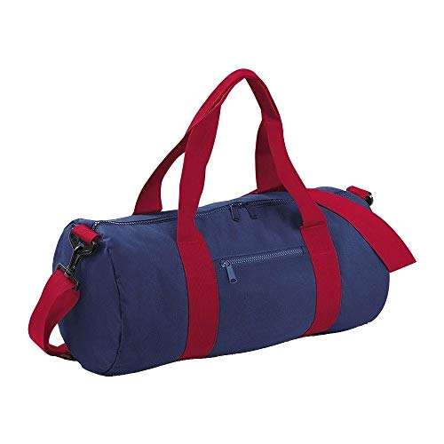 Bagbase duffel bag / travel bag, 20 litres - Blue - One size