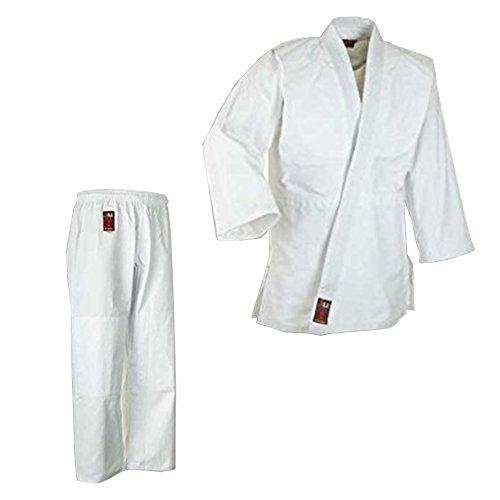 Judo-Anzug to Start mit Weißgurt für Kinder und Anfänger, 9001, Gr.160