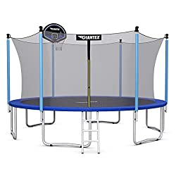 The 12 Best Trampoline Basketball Hoop Reviews For 2021