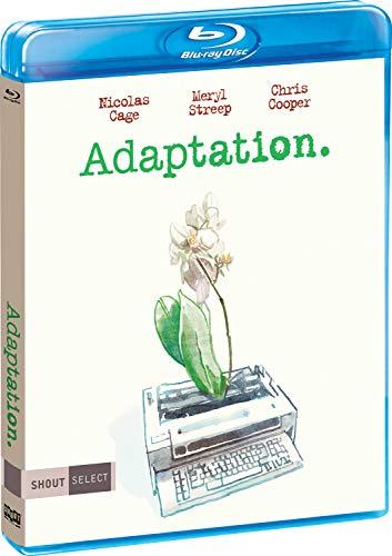 Adaptation. [USA] [Blu-ray]