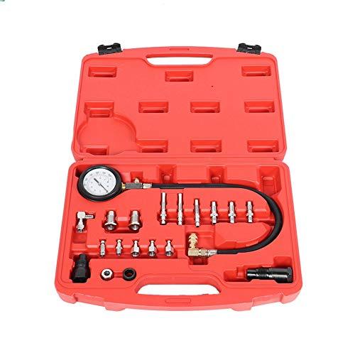 Affordable Qiilu Diesel Engine Cylinder Pressure Tester, Diesel Engine Cylinder Pressure Tester Gaug...