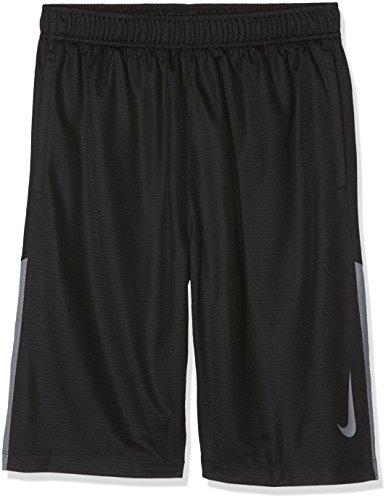 Nike Ragazzo acceler8Shorts, Ragazzo, Jungen Shorts Acceler8, Black/Cool Grey/Blac, XS