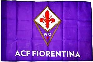 Bandiera Fiorentina Ufficiale cm. 50 x 75 Flag BFFI75x50VI1553