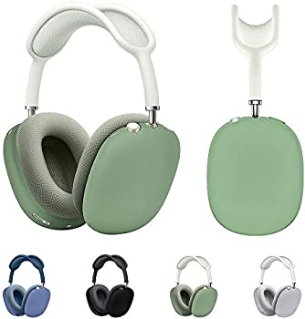 Enbiawit Case Cover for AirPod Max Headphone (Green)